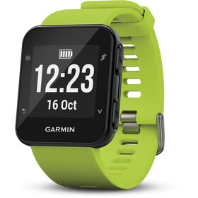 Garmin Forerunner 35 Montre GPS sport, limelight